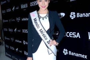 """""""Inaceptable"""": ex Miss México critica horribles ataques de Lupita Jones a jóvenes"""