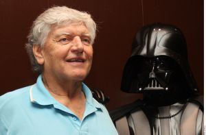 El legendario actor que interpretó a Darth Vader murió aislado por Covid-19