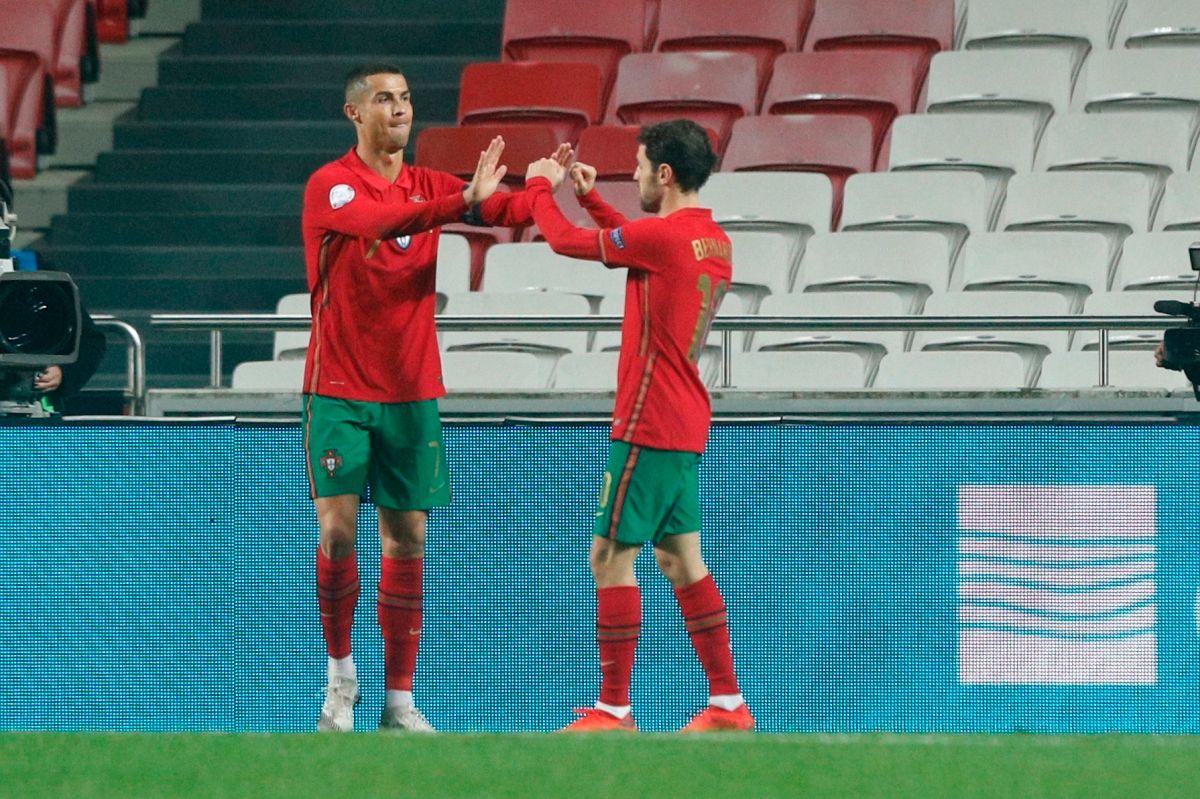 Cristiano Ronaldo alcanza récord de Puskas y Gianluigi Buffon lo reta a superar a Pelé