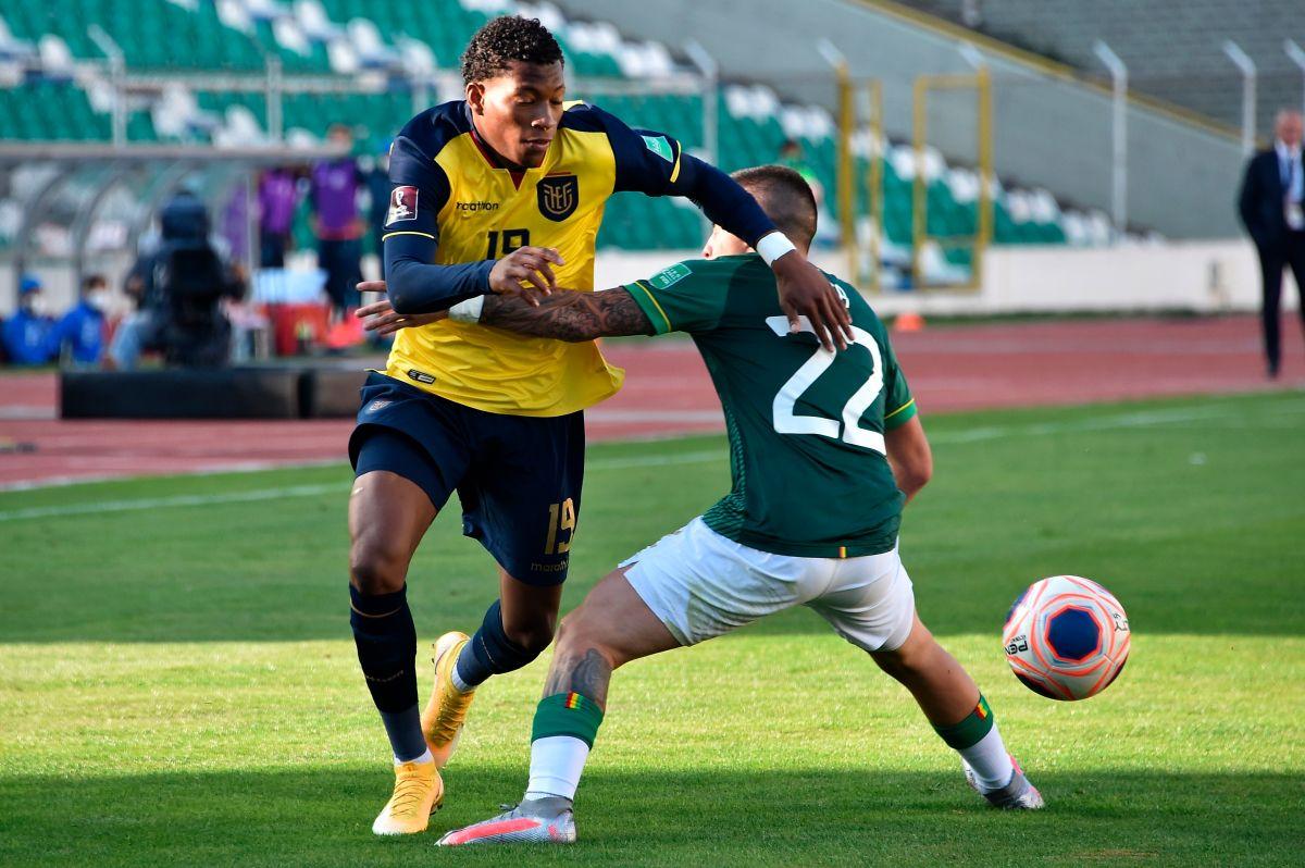Gonzalo Plata, una perla que empieza a brillar con la selección absoluta de Ecuador