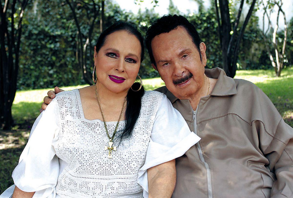 Murió Flor Silvestre, abuela de Ángela Aguilar