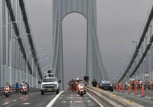 Encuentran cadáver de mujer debajo del puente Verrazzano de Nueva York