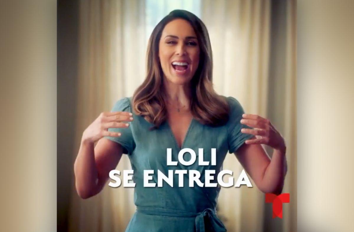 Jacky Bracamontes aparece en promo de 'La Suerte de Loli' en Telemundo