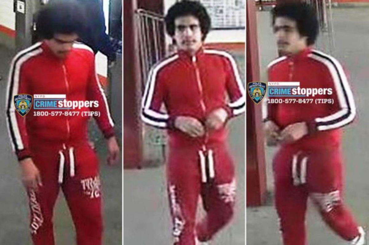 Hispano empujó a pasajero a las vías del Metro de Nueva York por no darle dinero