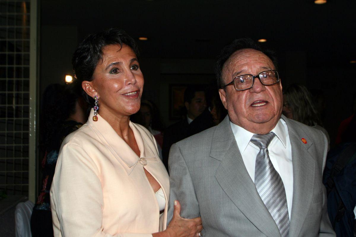 Florinda Meza recuerda a Roberto Gómez Bolaños en el día de los muertos con un tierno poema