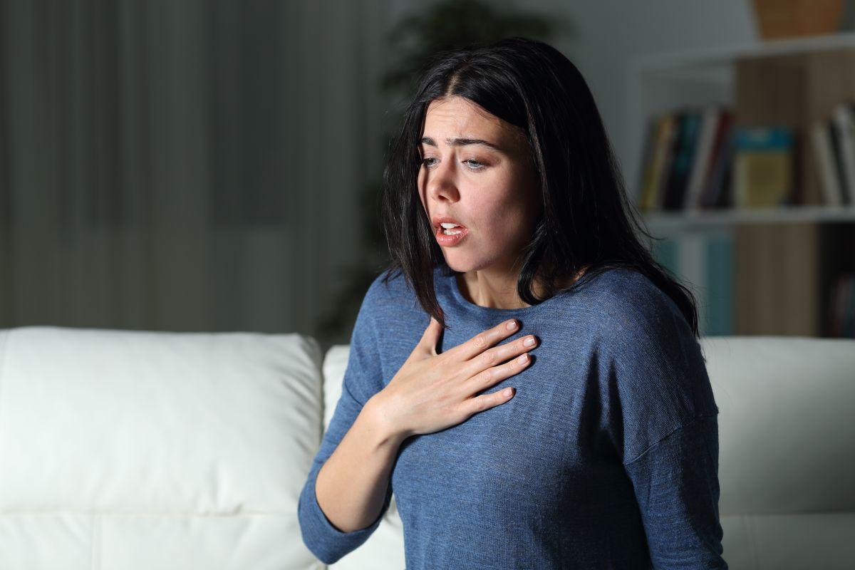 Qué efectos tiene la ansiedad en tu cuerpo