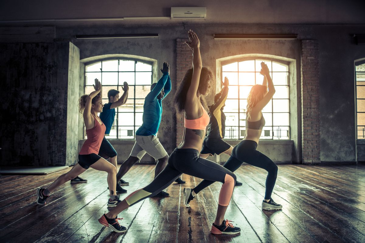 Qué es el cardio yoga y cuáles son sus beneficios