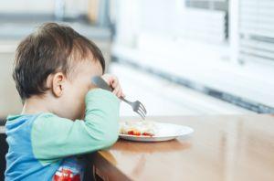 Cuán peligroso es para el desarrollo de un niño tener una dieta poco variada