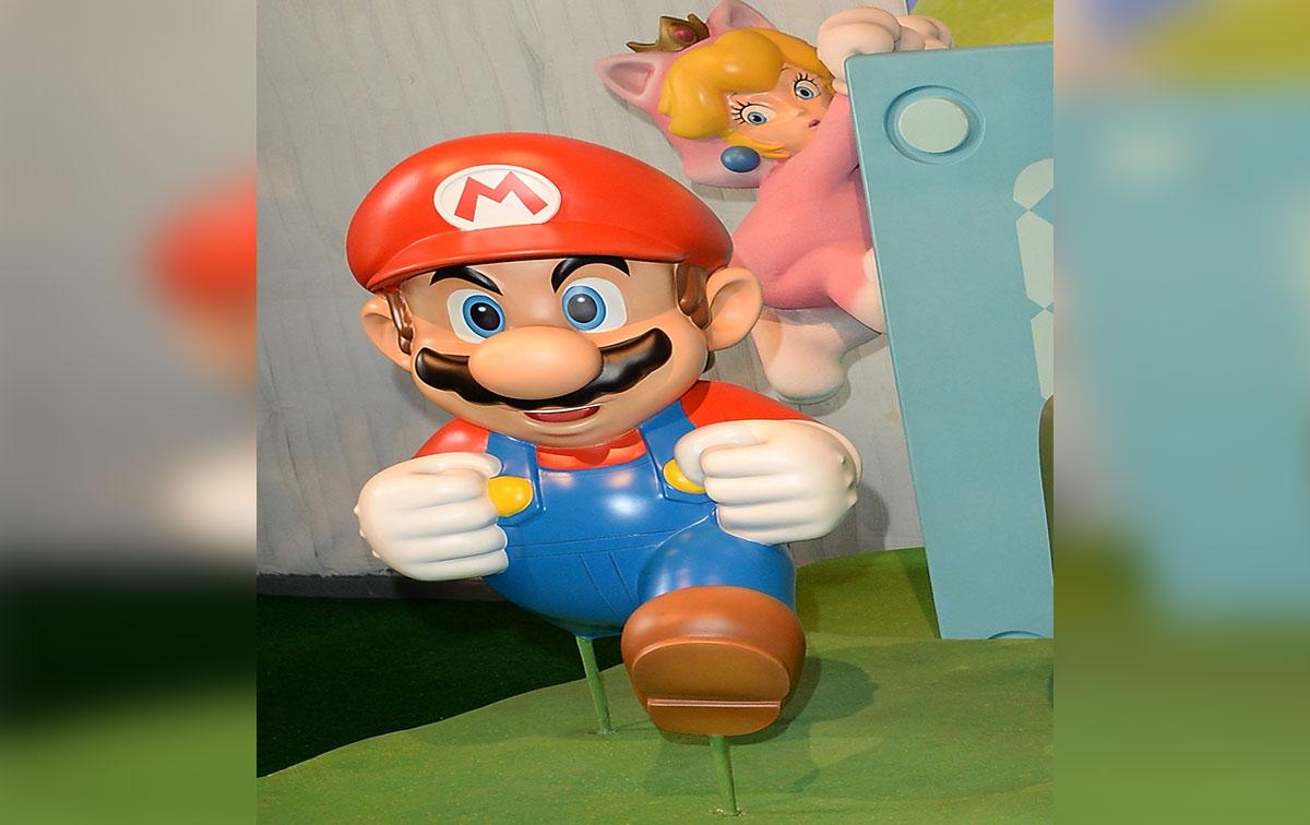Para gamers: Abrirán parque temático de Super Nintendo en Japón