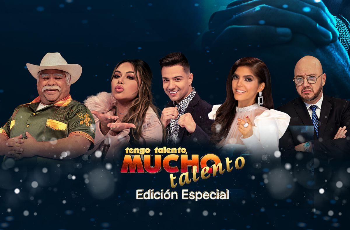 Final de 'Tengo Talento, Mucho Talento' tendrá tres partes y artistas invitados de lujo