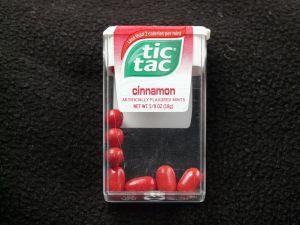 De que están hechas las Tic Tac y por qué se llaman así