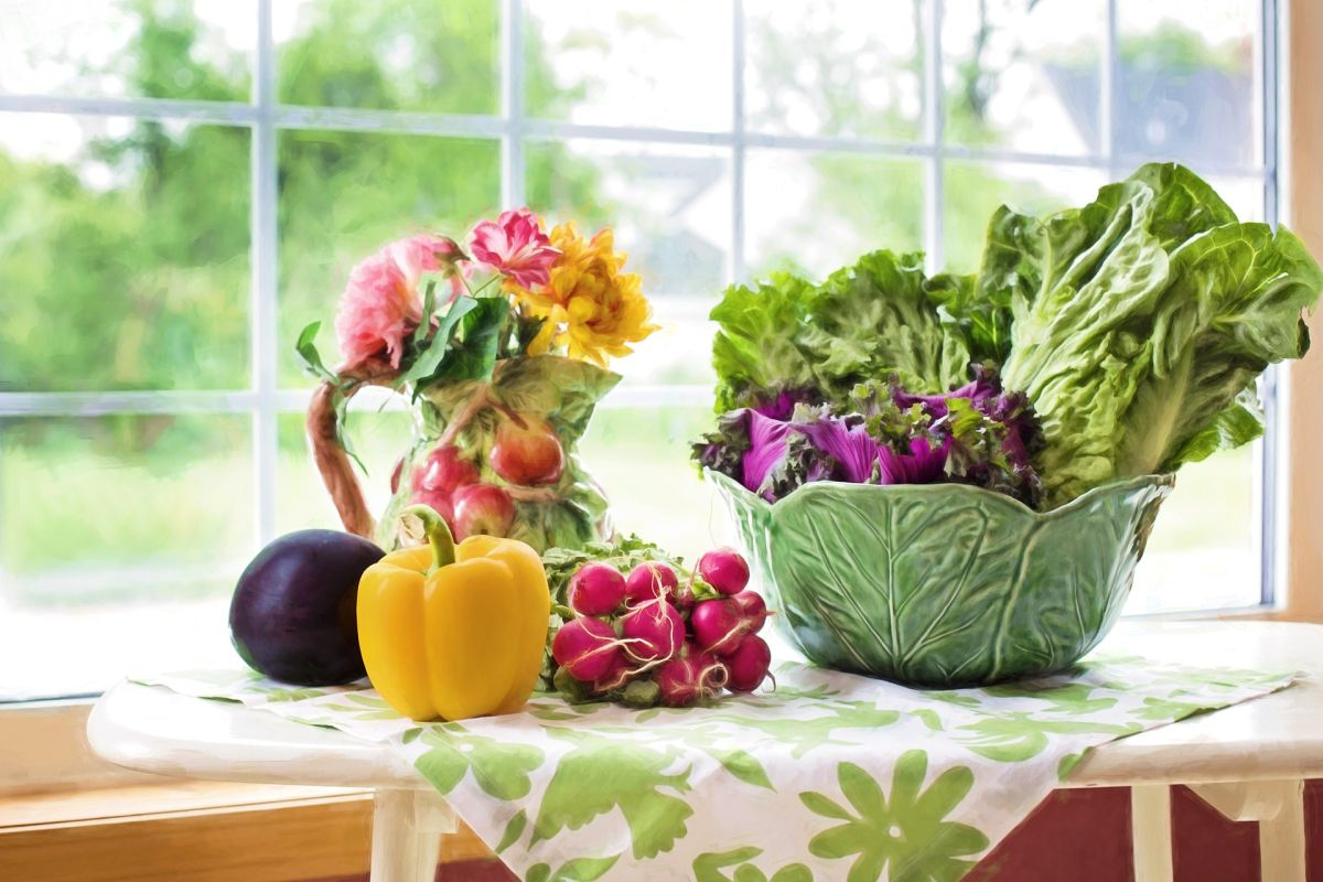 5 reasons why eating vegetables every day helps you lose weight and live longer