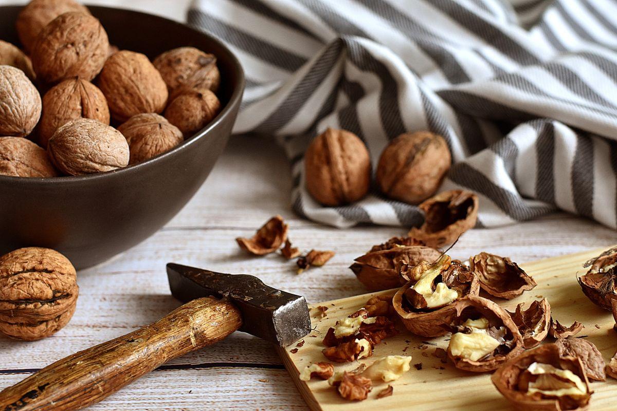 Los frutos secos brillan por su contenido en grasas saludables, proteínas y sustancias antioxidantes.