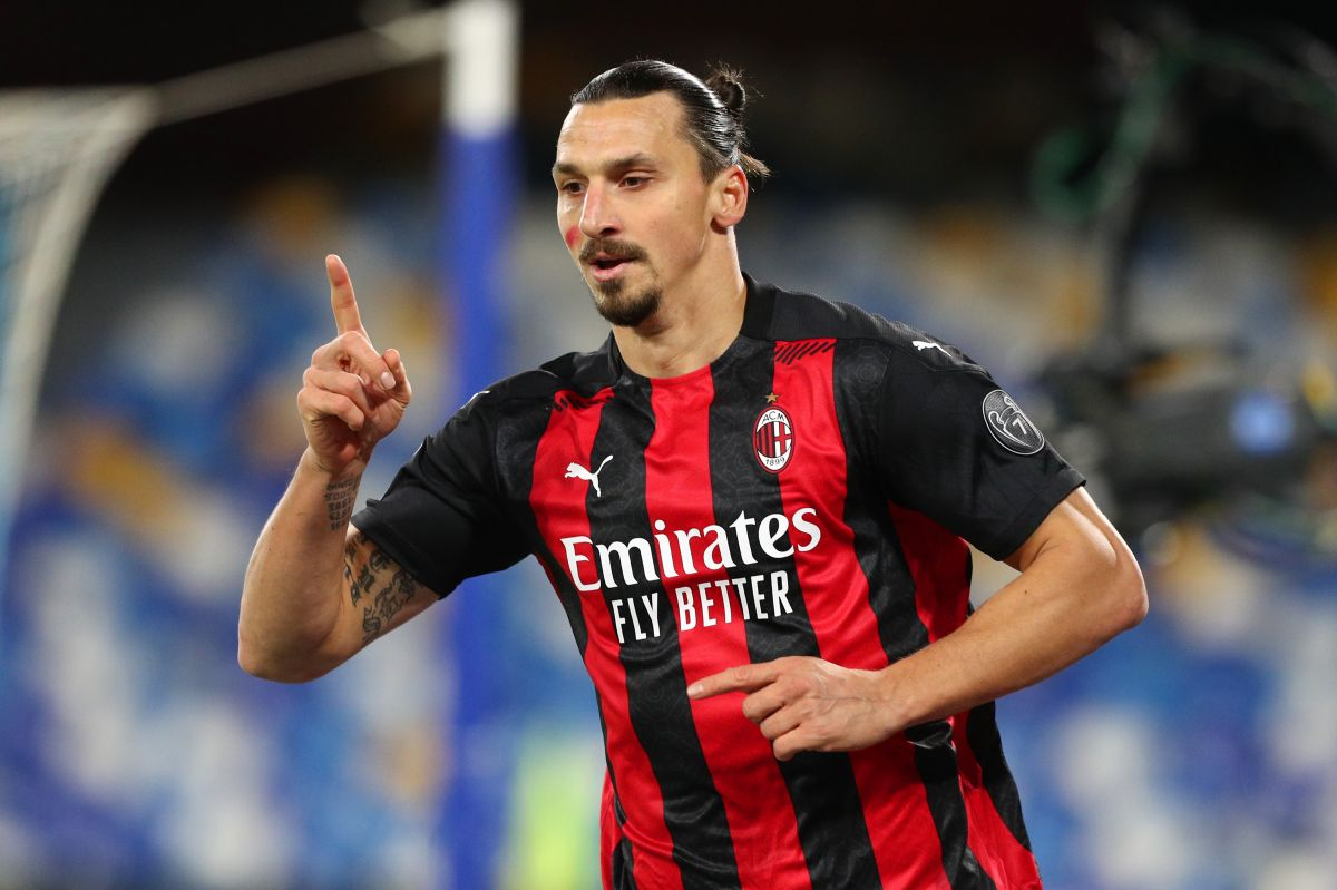 VIDEO: El golazo de Zlatan que dejó en ridículo a la defensa del Napoli y comprueba que es de otro planeta