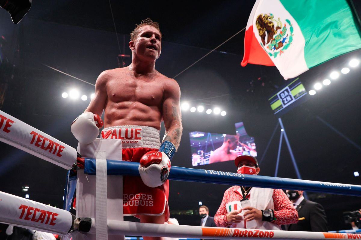 'Canelo' tells Munguía that he lacks to be at his level