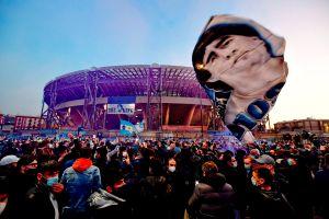 """Es oficial: El estadio del Napoli cambia de nombre; te decimos cuando se estrenará como """"Diego Armando Maradona"""""""