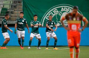 Tarde negra para los ecuatorianos en la Copa Libertadores: Echaron a Internacional del Valle y aplastaron a Delfín