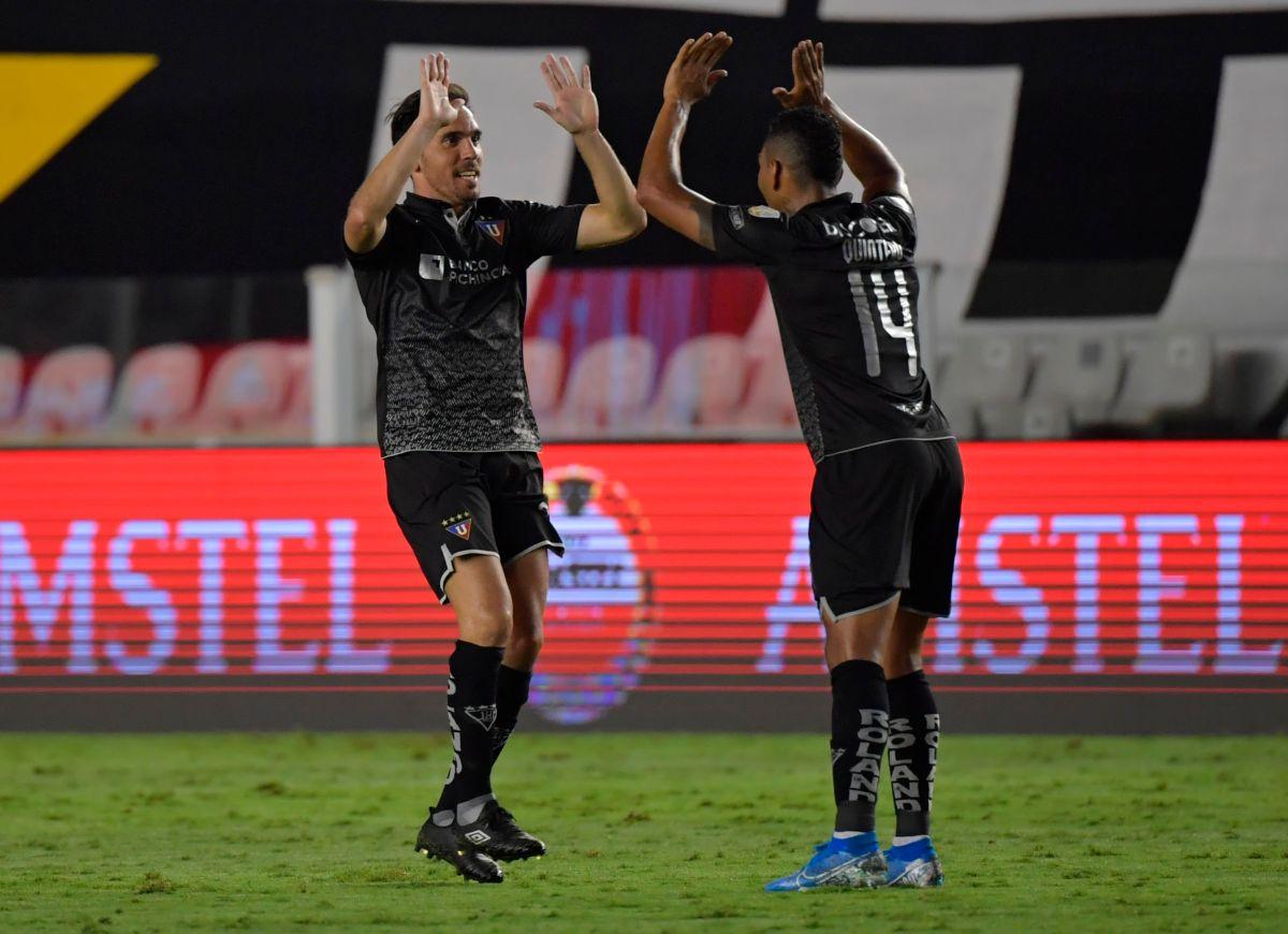 De alarido: Liga de Quito consiguió triunfo histórico en Brasil, pero lo echaron de la Copa Libertadores