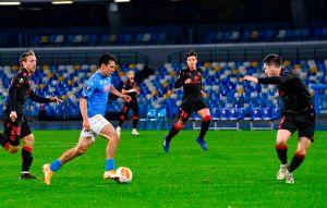 """Sorteo de la Europa League: """"Chucky"""" Lozano y el Napoli se enfrentarán al Granada en el duelo más atractivo"""