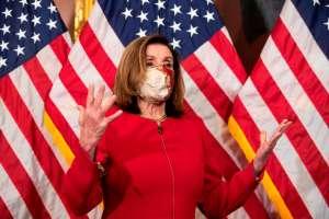 Nancy Pelosi: Nuevo paquete de estímulo bipartidista por coronavirus sería aprobado la próxima semana