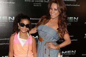 Hija de Carolina Sandoval, Bárbara Camila, perdió peso y luce espectacular