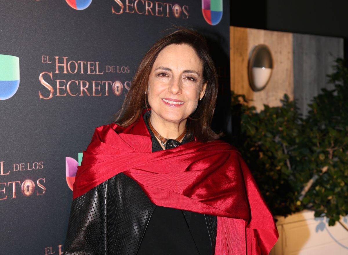 "Así lucía Diana Bracho en la famosa telenovela ""Cuna de Lobos"", hoy cumple 76 años"