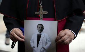 El papa Francisco avanza por hacer santo a 'El Médico de los Pobres', Dr. José Gregorio Hernández