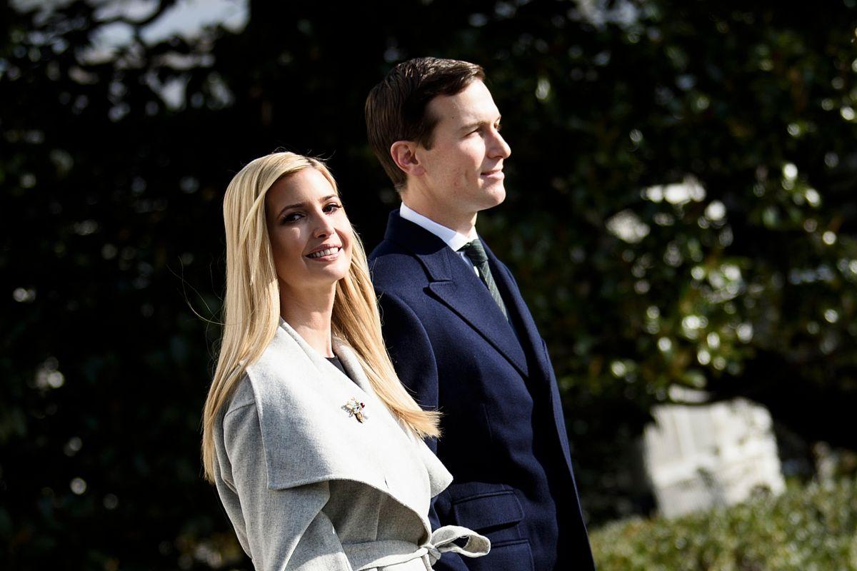 Ivanka Trump y su esposo Jared Kushner tuvieron un descalabro financiero de $23 millones