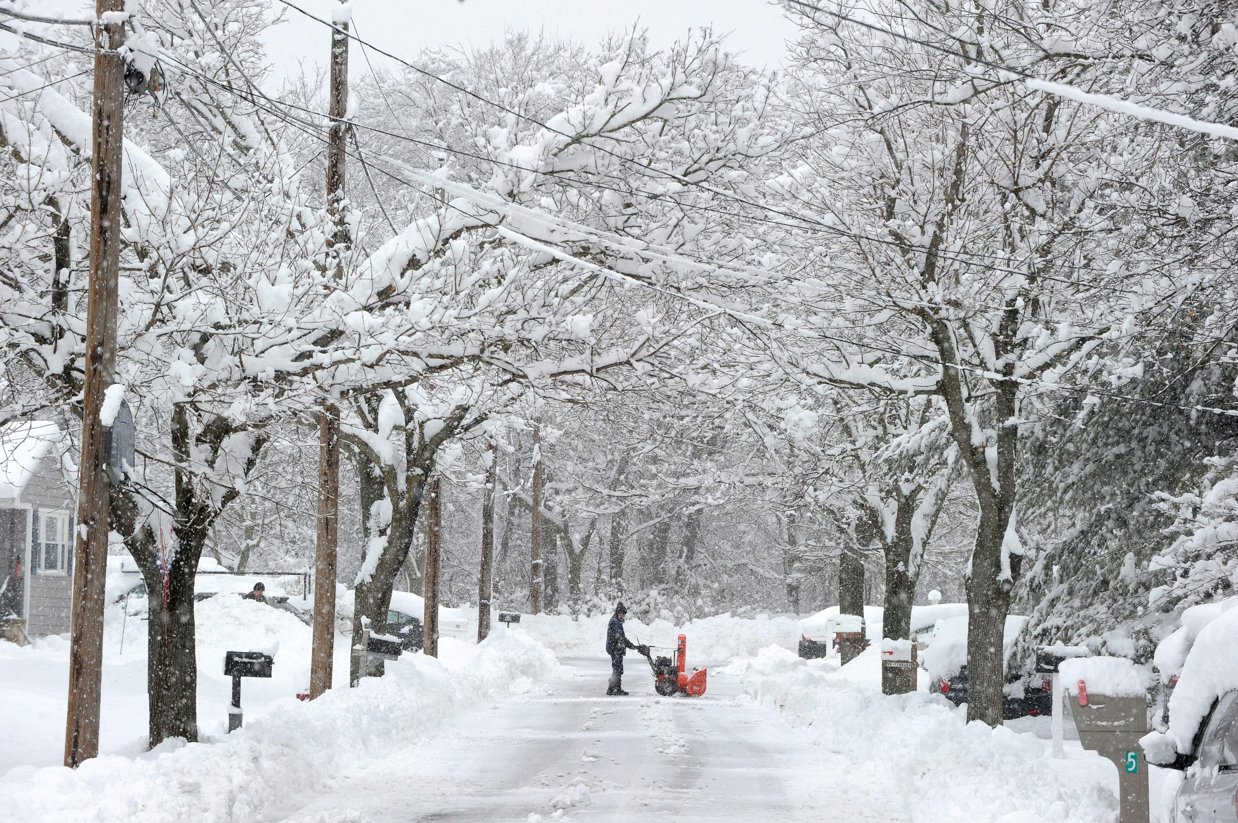 Tormenta de nieve en Nueva Inglaterra tendrá impacto en Nueva York y Nueva Jersey