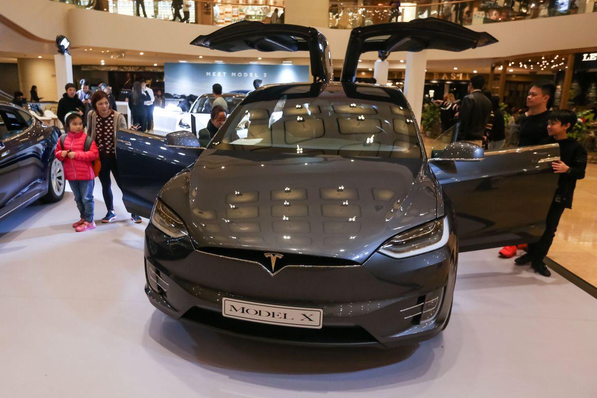 Tesla detendrá la producción de los modelos S y X durante 18 días