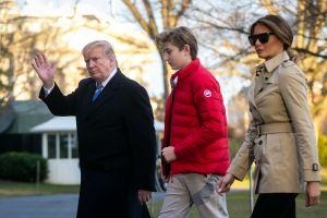 Trump enfurece por cómo quedó el rediseño de su residencia en Mar-a-Lago que coordinó Melania