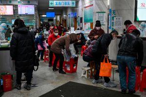 Documentos revelan errores de China en los primeros días de la pandemia de coronavirus