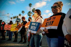 LULAC y otras organizaciones presionan por aprobación en el Senado de proyecto para ciudadanía a inmigrantes