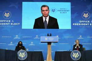 Xavier Becerra suma apoyos para su nombramiento como Secretario de Salud