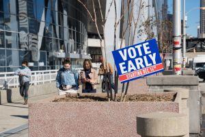 El voto latino en la histórica elección en Georgia