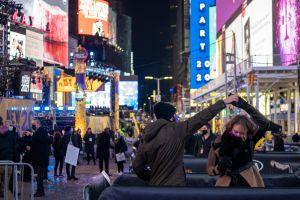 """EN VIVO: Sigue aquí """"Heroes 2020""""  la fiesta de Times Square para recibir Año Nuevo"""
