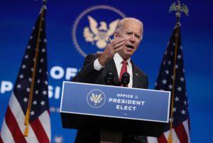 Joe Biden celebra confirmación de votos del Colegio Electoral