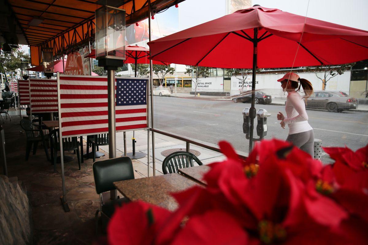 10,000 restaurantes en Estados Unidos han cerrado desde septiembre por coronavirus