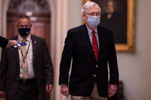 ¿Republicanos aceptarán aumento de cheque de estímulo a $2,000 con inicio de sesiones del Senado?