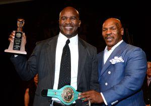"""""""No más excusas, firma el contrato y sube al ring"""": Evander Holyfield lanza reto directo a Mike Tyson"""