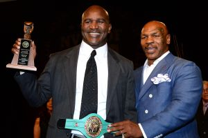 Mike Tyson rechaza $25 millones para pelear contra Holyfield