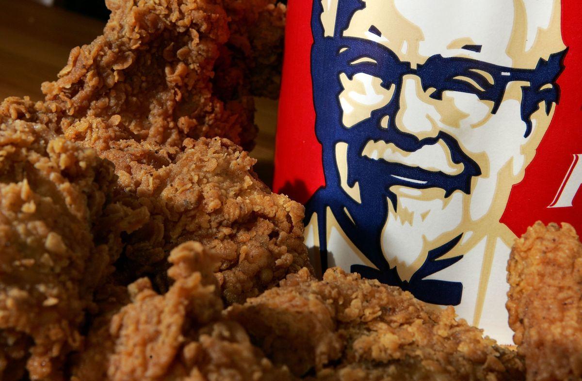 Para que no se te enfríe el pollo: KFC lanza una consola para mantenerlo caliente dedicada a gamers