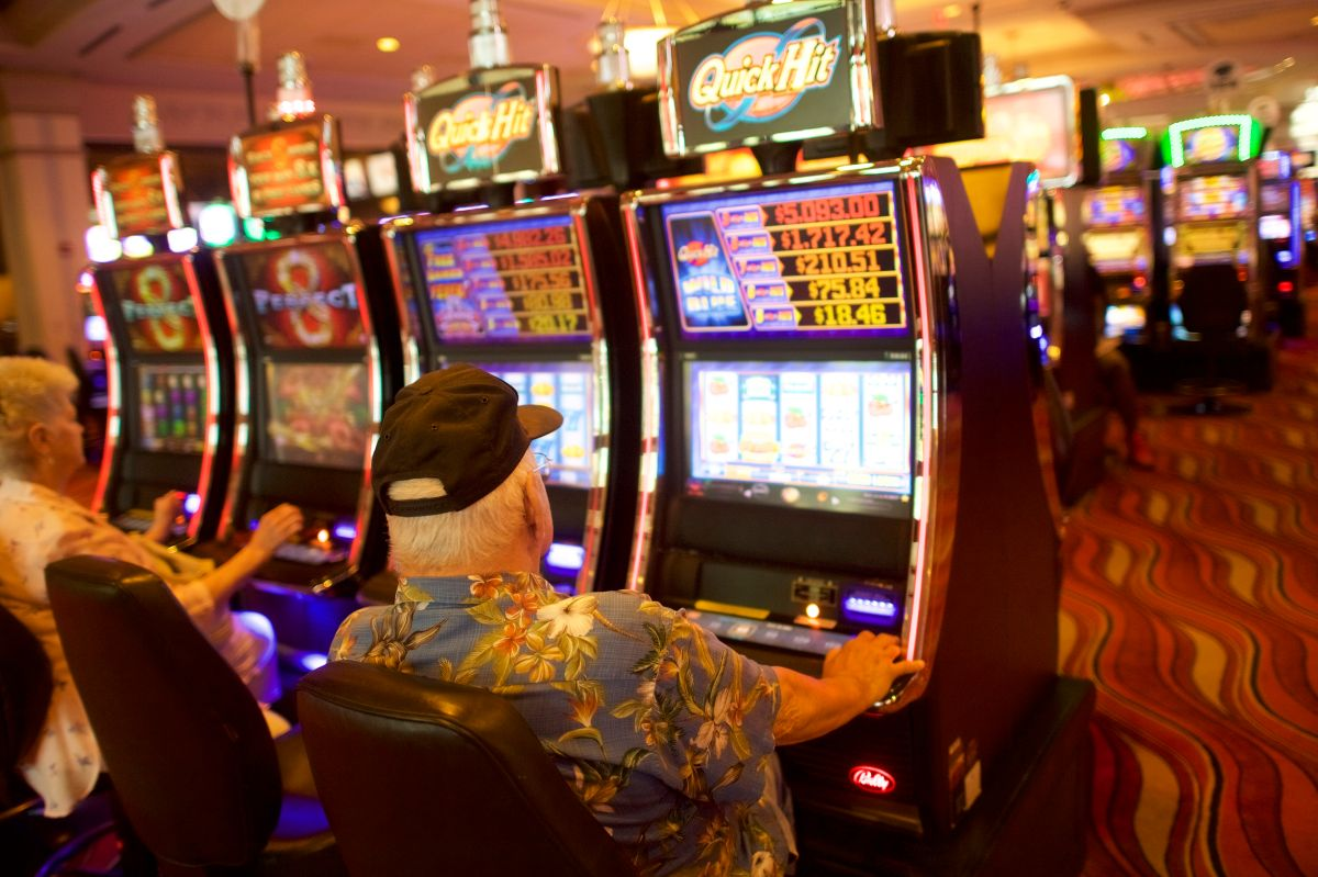 A man was given alone in Nochebuena for $ 15 million in Las Vegas gambling