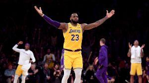 LeBron James fue elegido el Atleta del Año por la revista Time