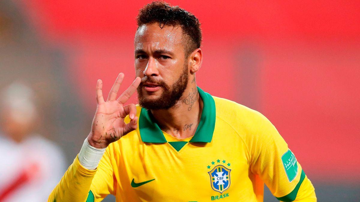 """""""Espero que podamos conseguir ese tetracampeonato"""": Neymar envía su apoyo a Santos previo a la final de Libertadores"""