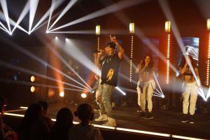 """Nicky Jam celebra la""""normalidad"""" de subirse a un escenario"""