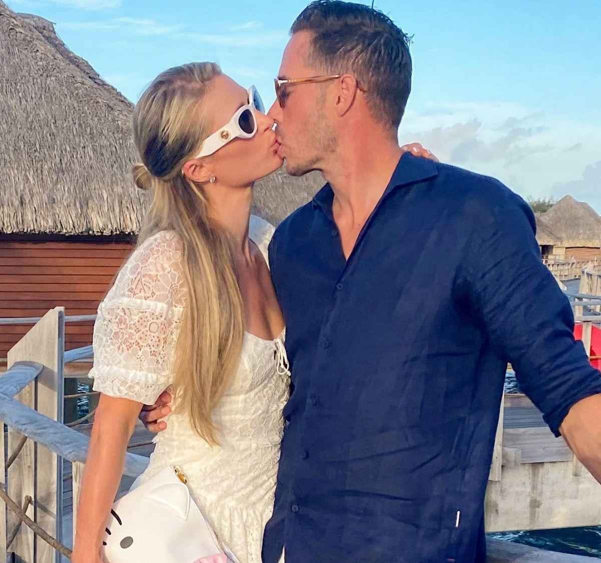 ¿Paris Hilton planea cambiar de nombre tras su boda con Carter Reum?