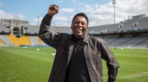 Pelé revela que le gustaría ayudar al Santos a ganar la final de la Copa Libertadores
