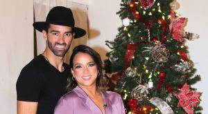 Alaïa, la hermosa hija de Adamari López, ¡conoció a Santa Claus!