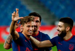 Súper líderes: el Atlético de Madrid acabó con la Real Sociedad en el duelo de punteros de La Liga